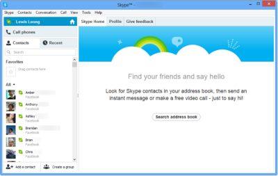 تحميل برنامج سكاي بي Skype للمكالمات الصوتية والفيديو المجانية رابط مباشر
