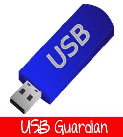 تحميل برنامج أزالة فيروسات الفلاشات USB Guardian اخر اصدار لاابط مباشر