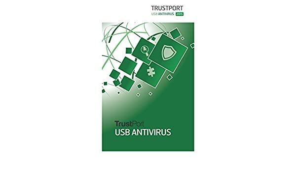 تنزيل برنامج TrustPort USB AntiVirus لحماية الكمبيوتر من الفيروسات