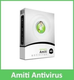 برنامج مضاد الفيروسات Amiti Antivirus للحماية من الفيروسات للكمبيوتر