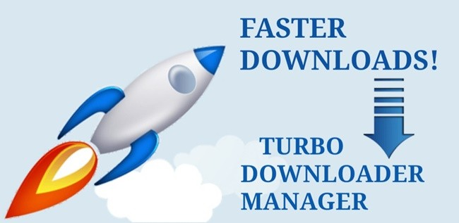 تحميل برنامج Turbo Download Manager