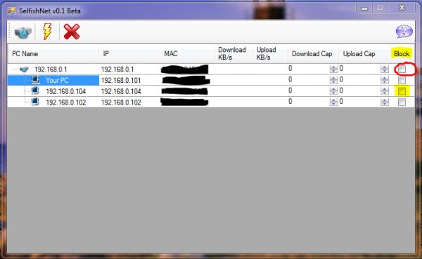 تحميل برنامج سيلفش نت برابط مباشر للتحكم بسرعة الانترنت