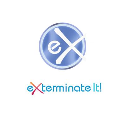 شرح برنامج Exterminate it