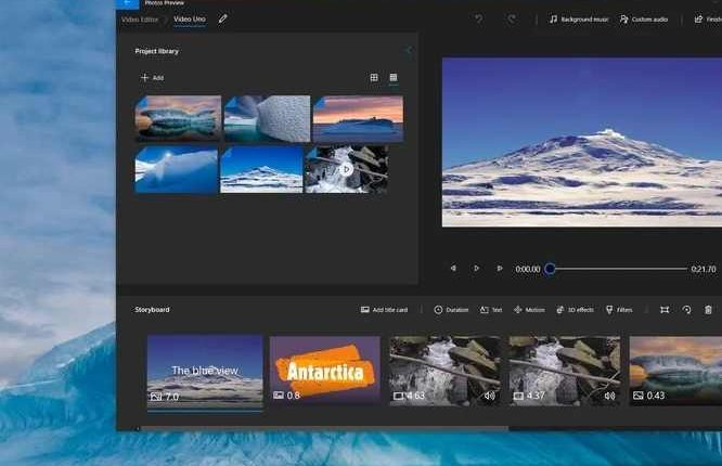 برنامج تحويل الصور الي جهاز فيديو للكمبيوتر